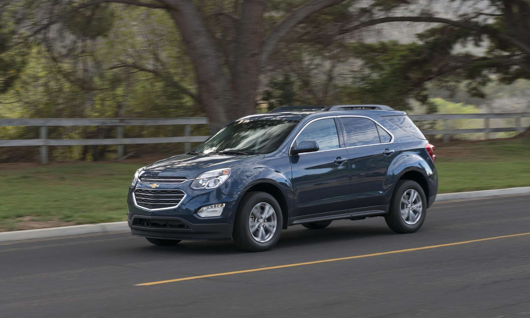One Of The Most Popular Crossovers In America The Equinox Is