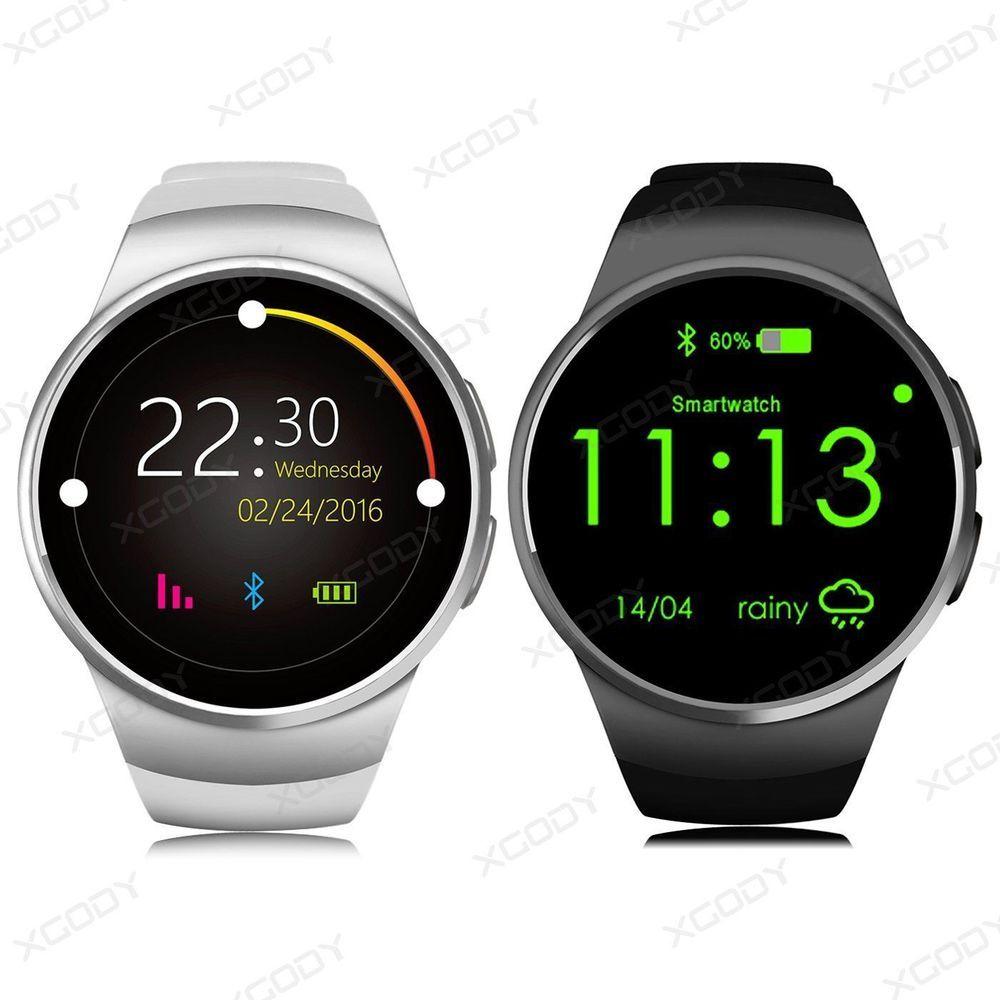 eBay Sponsored KINGWEAR KW18 Smart Watch Bluetooth Sim