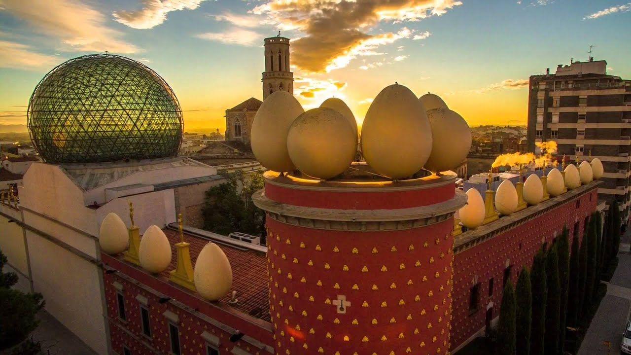 Museo Dali Figueres Museo Dali Edificio De Cristal Museo Dali