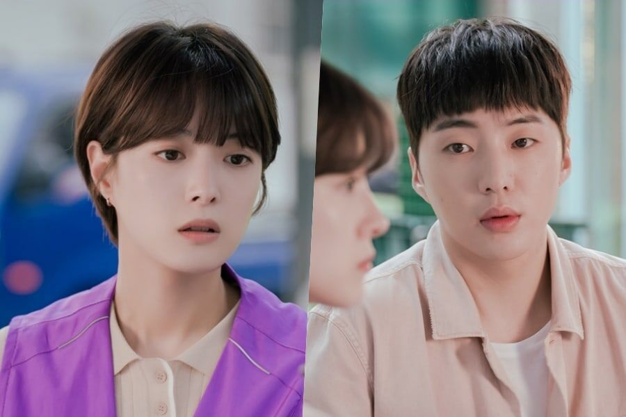 "WINNER's Kang Seung Yoon Is Willing To Do Anything For Lee Se Young In Upcoming Drama ""Kairos"""