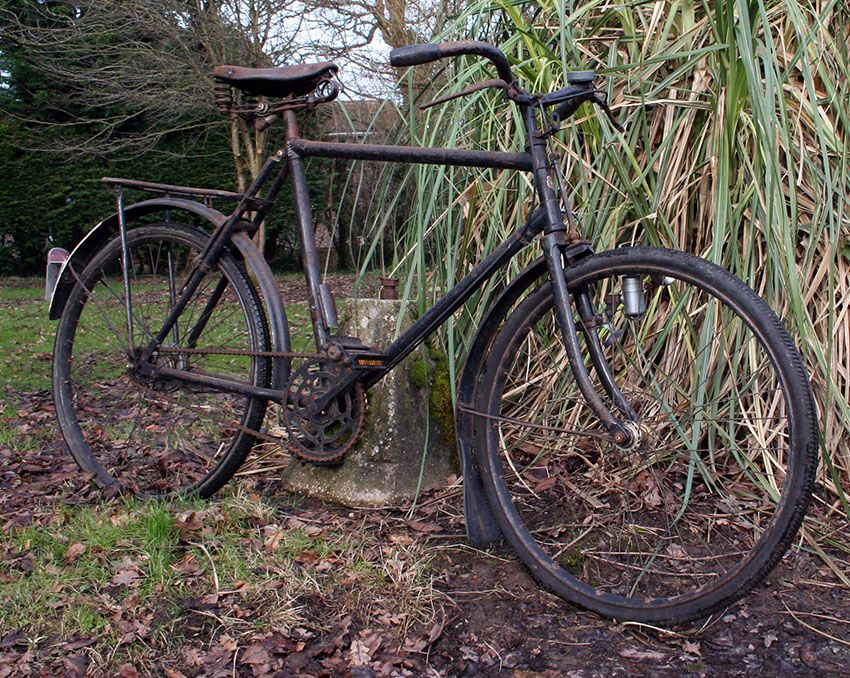1952 Condor Militarvelo Mo5 Bicycle Vintage Bicycles Military