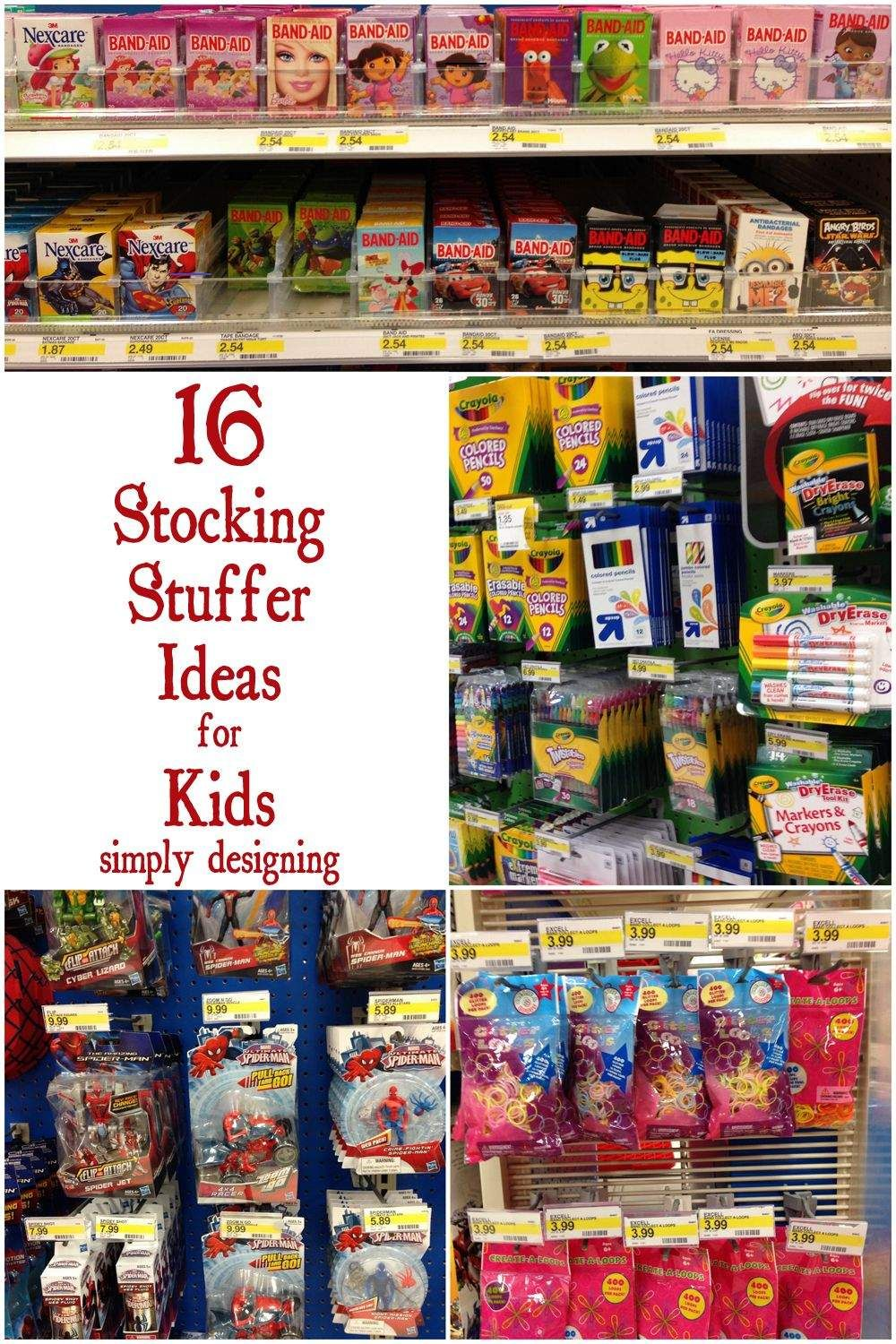 Stocking Stuffers for Kids + Target Giveaway # ...