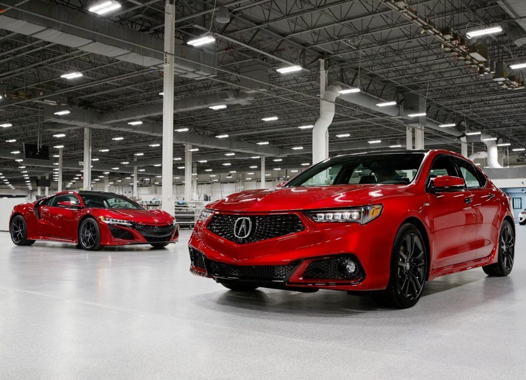 Acura TLX PMC Edition 2020 Seules 360 voitures seront