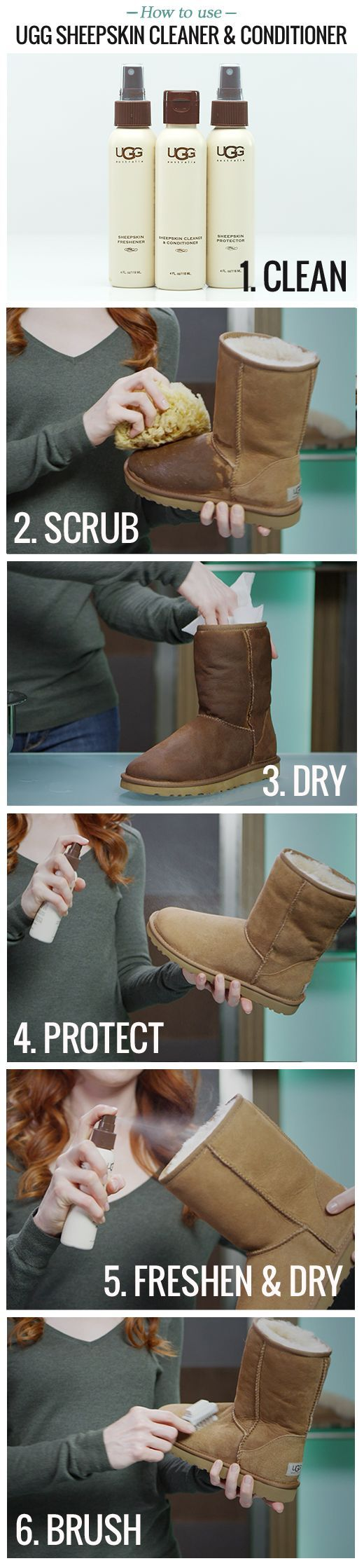a61d4c52ec5 How to clean UGG boots: Keep your favorite UGG boots looking their ...