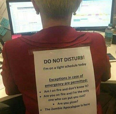 Image Result For Do Not Disturb Signs Open Office
