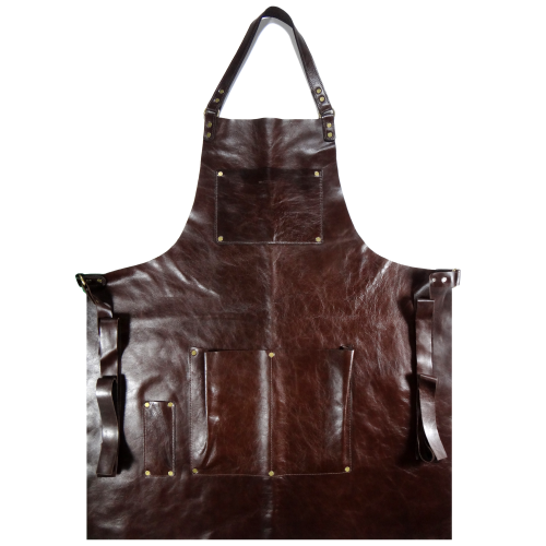 Bracey Wilson - Limited Edition Leather Apron-Too Expensive..sigh