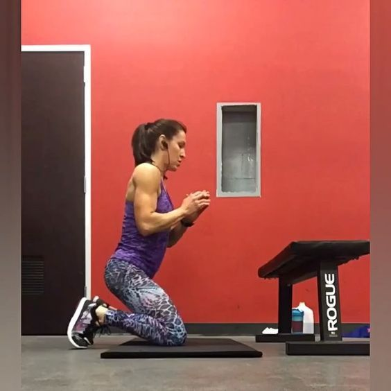 Leg day finisher!!! These were killer! Do them at the end of your workout with no weight. Trust me you won't need it. Stay in a squat position through the entire exercise to really feel the burn. One ground squat then bench squat that is one rep try for 10 then switch legs.