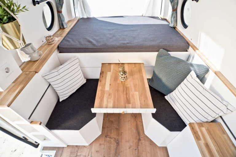 Photo of Rent a motorhome Bolle in Hamburg #Caravan expansion of the mobile home Bolle in Hamburg #Bolle