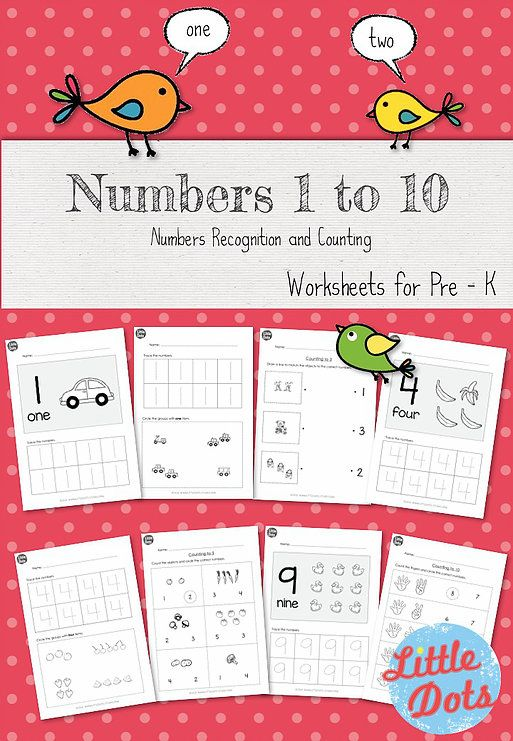 Little Dots Studio   Preschool activities and teaching resources ...