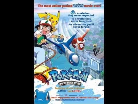 Pokemon Heroes I Believe Soundtrack Youtube Pokemon The Movie Pokemon Heroes Soundtrack Hero Pokemon