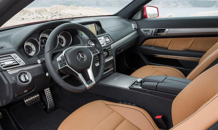 2014 Mercedes Benz E Class Coupe And Cabriolet Debut Ahead Of
