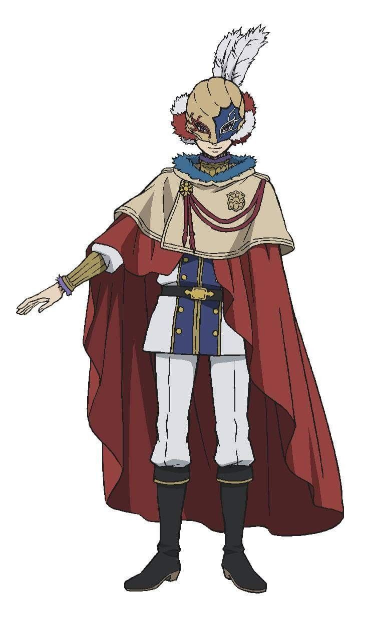 Captain Of The Golden Dawn Black Clover Anime Black Clover