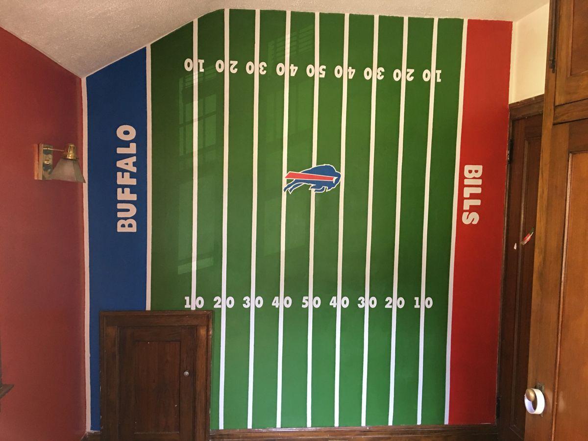 Buffalo Bills In 2020 Buffalo Bills Locker Storage Home Decor