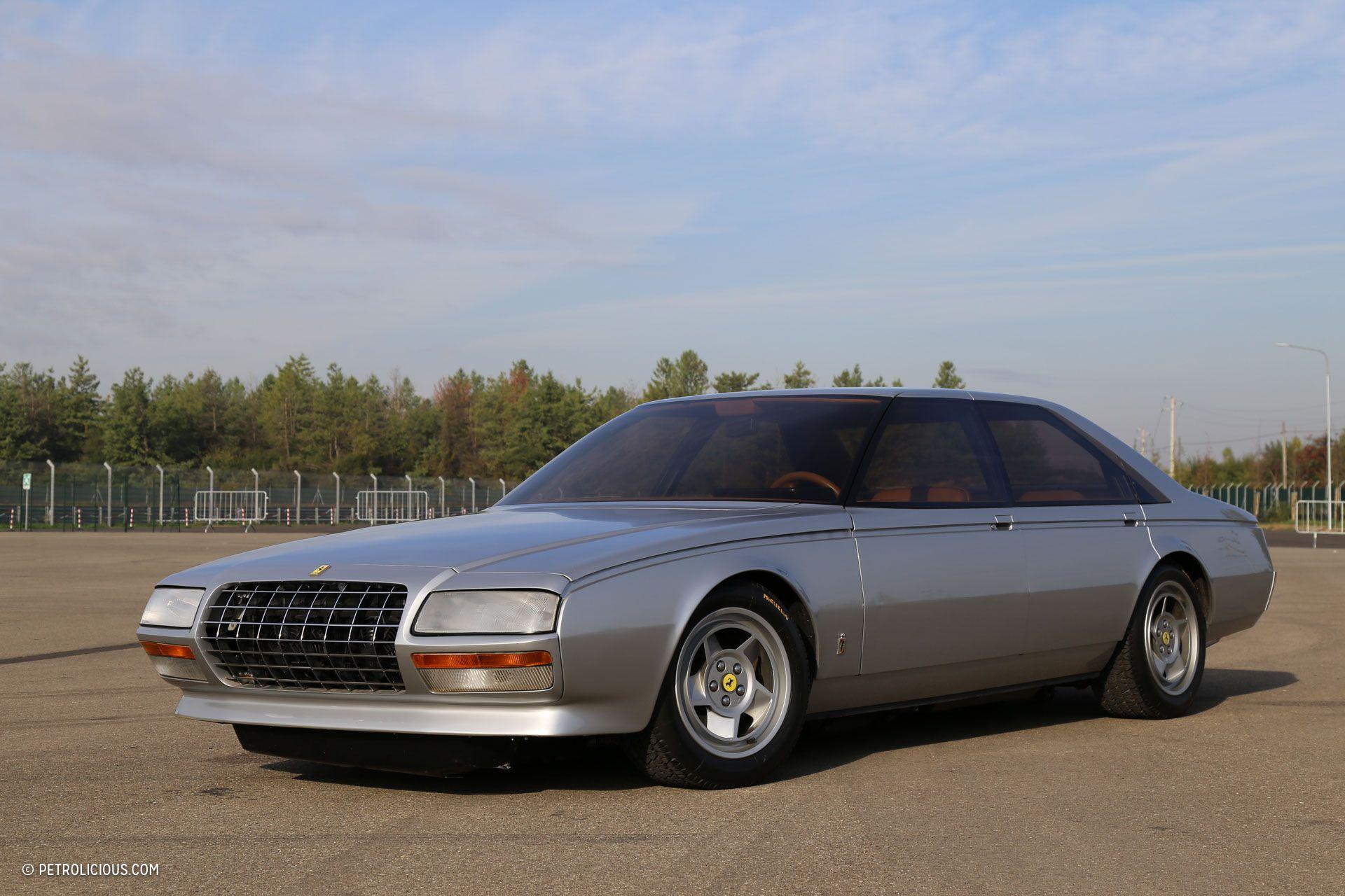 We Slip Behind The Wheel Of The Worldu0027s Only Four Door Ferrari. Concept  CarsFerrari U2026