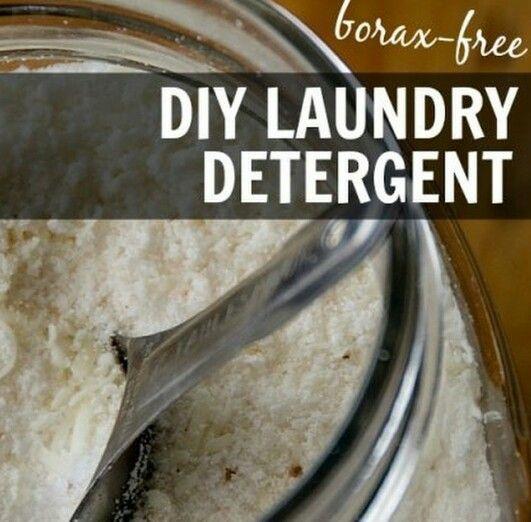 Diy Laundry Detergent Ingredients One 5oz Bar Dr Bronner S