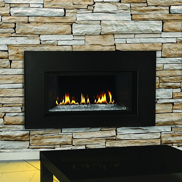 Insert Option 2 - Napoleon GDI-30GN Direct Vent Gas Fireplace Insert
