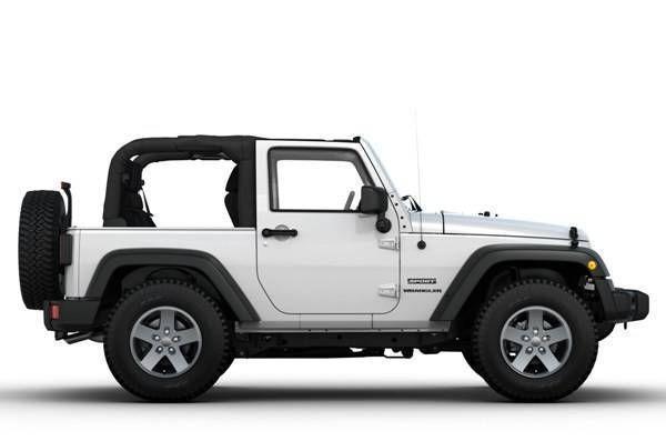 Jeep Wrangler Cabrio Em Versao Especial Summer Edition Jeep Wranglers Jeep Auto