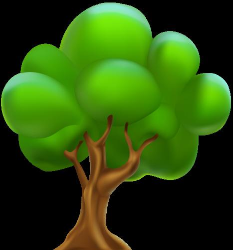 Cartoon Tree Png Clipart Cartoon Trees Tree Cartoon Images Tree Images
