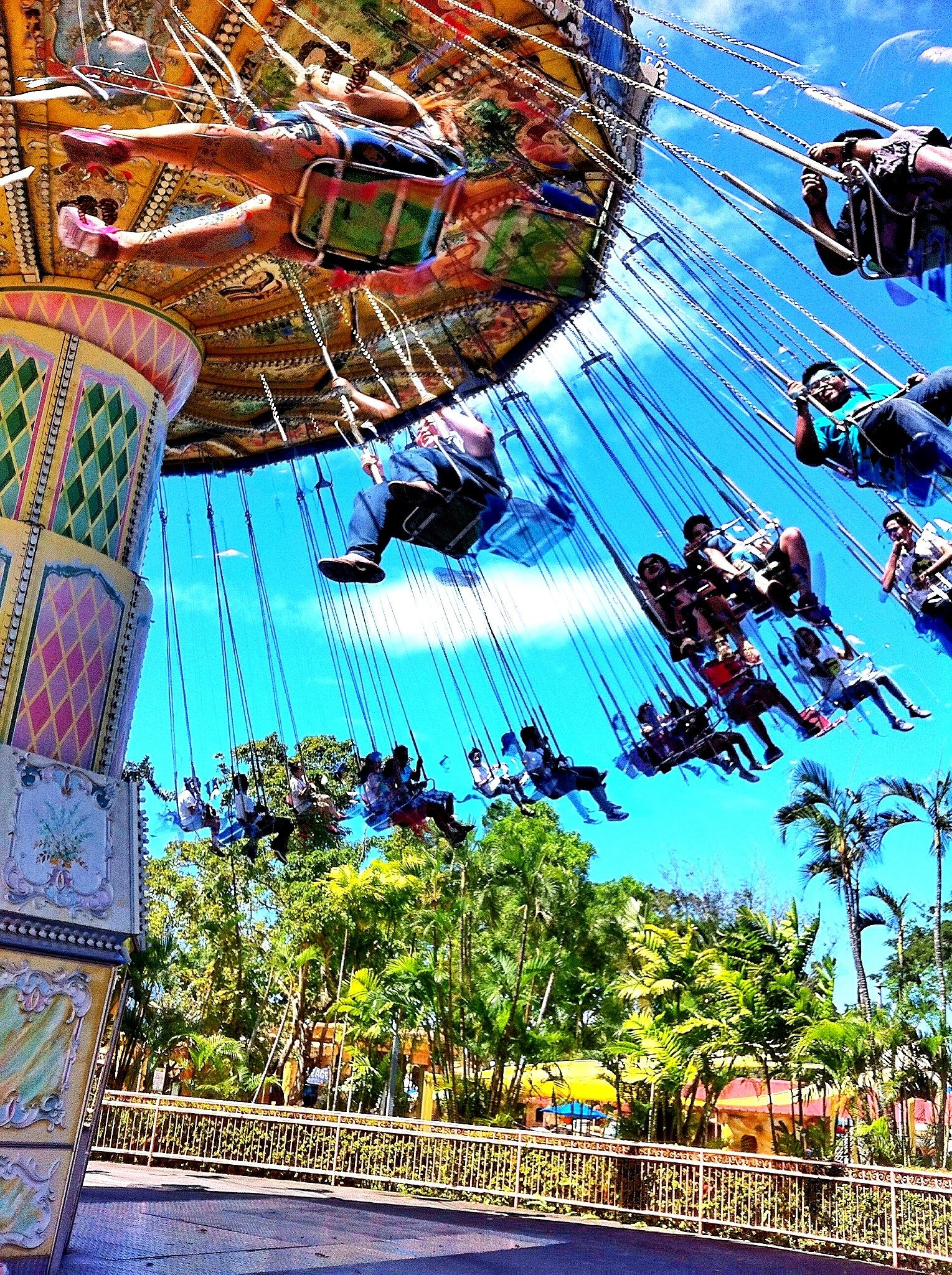Fly As High As You Can Ph Ek Fun Fair Theme Park Holland