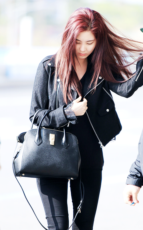 Seohyun Airport Fashion (With images) | Snsd fashion, Snsd ...