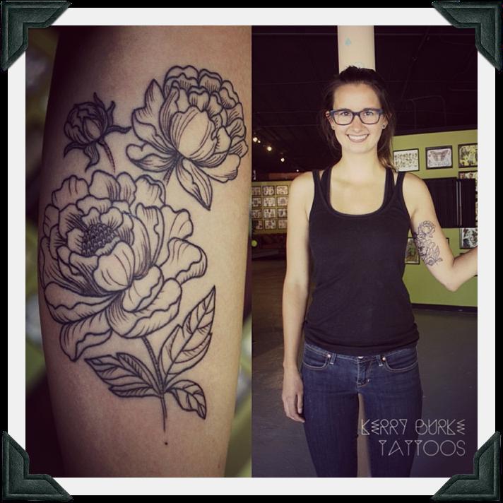 Kerry Burke Tattoos: Kerry Burke Tattoos : Photo