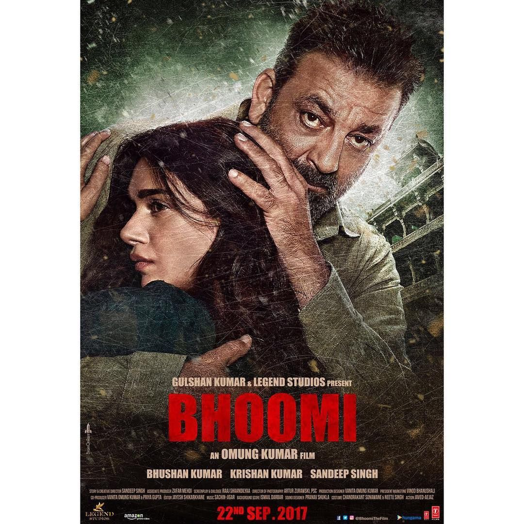 He'll always protect her. She is his Bhoomi. Here's the