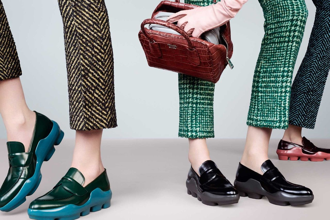 61ca267f5c4 Prada fall 2015   She Stay Snatched~Le Diva Style   Prada shoes ...