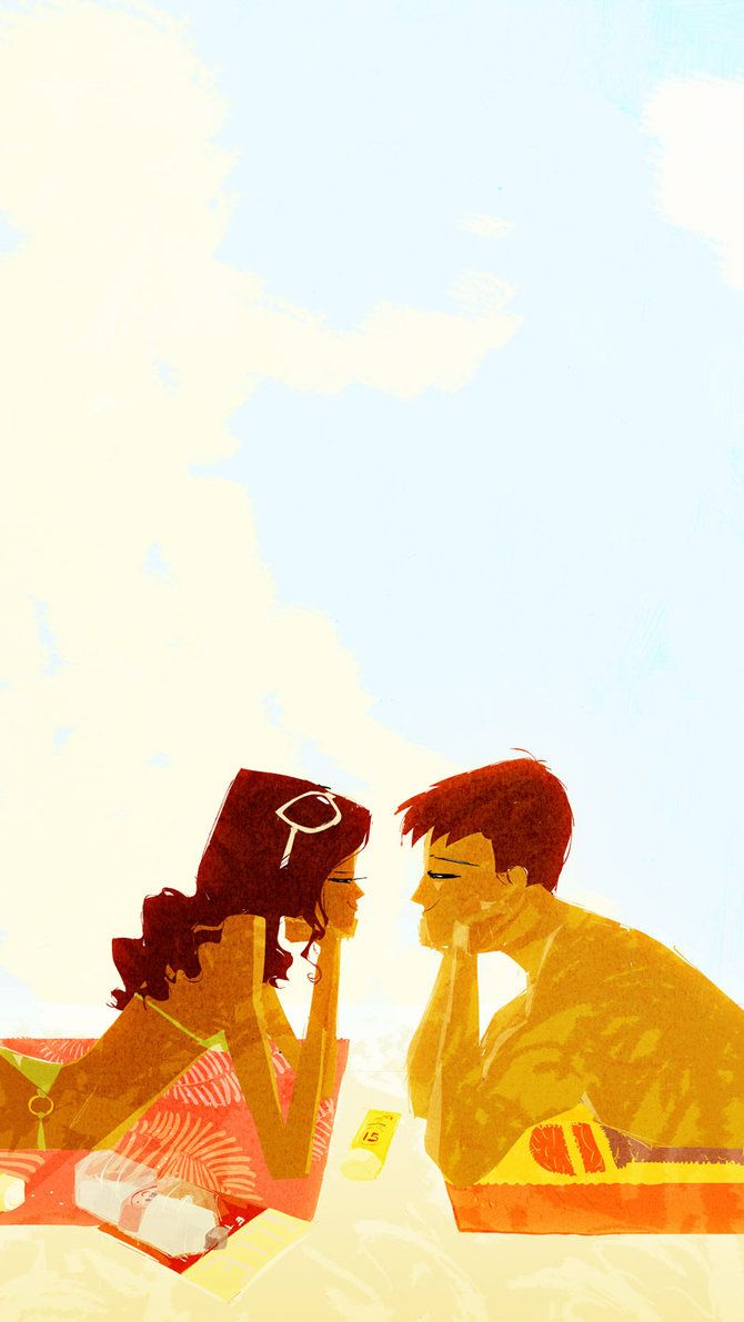Face to Face by PascalCampion