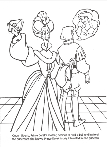 File Swan Princess Official Coloring Page 18 Png Princess Coloring Pages Swan Princess Colouring Pages