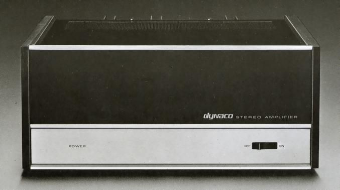 DYNACO Stereo-150 1972 - 1976   VINTAGE HIFI, 2019