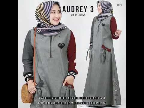 Download Lebaran 2019 Dengan Model Baju Terbaru Cocok Untuk Pesta Gamis Syar I Atasan Wanita On Vidmate Com Model Pakaian Hijab Model Pakaian Lebaran