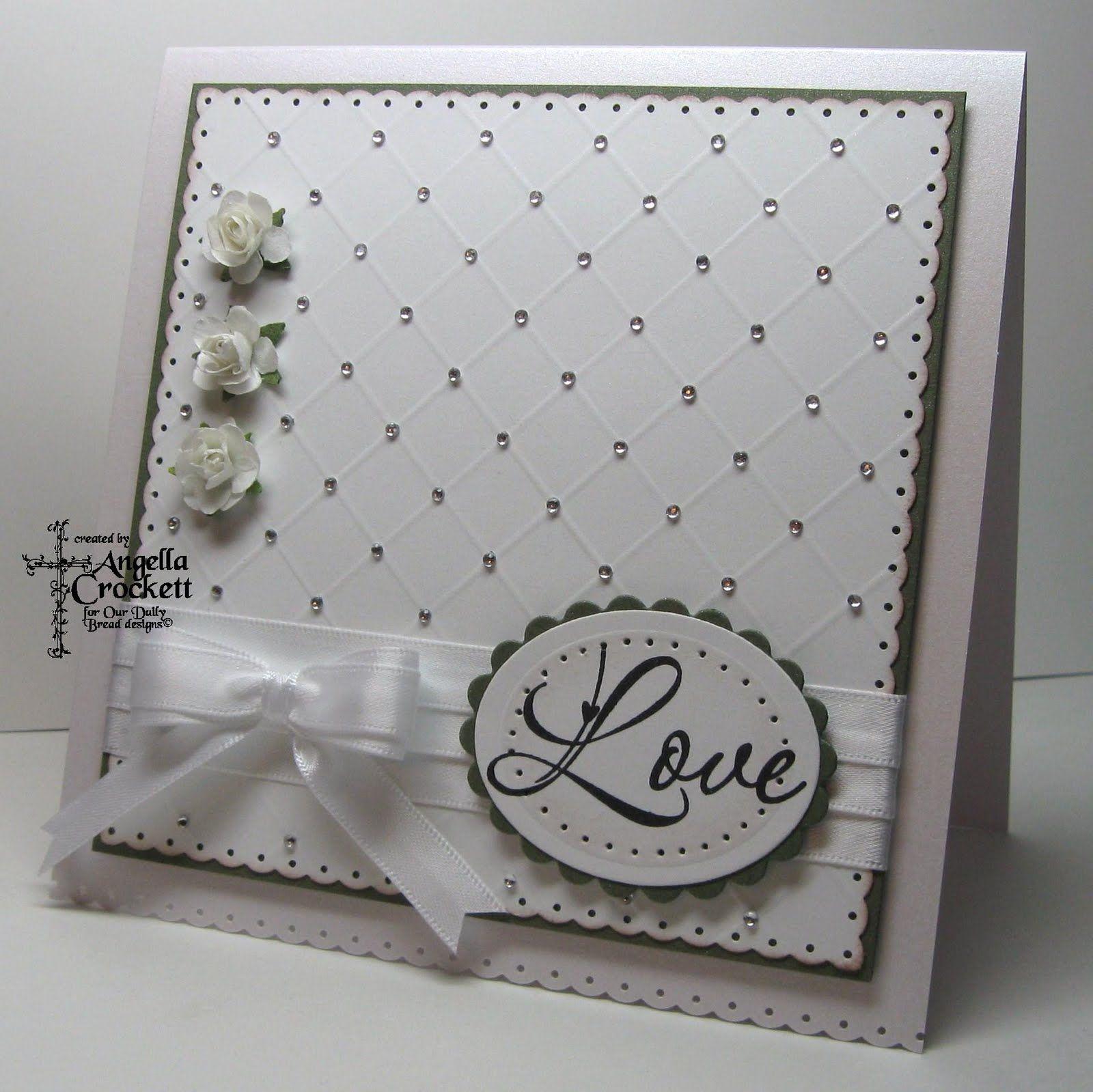 Handmade Anniversary Card Ideas