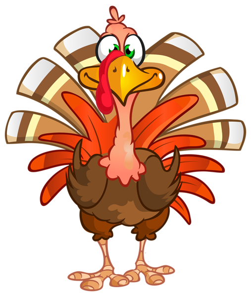 Thanksgiving Turkey Transparent PNG Clip Art Image