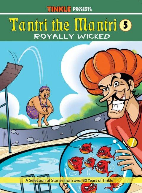tantri the mantri comics