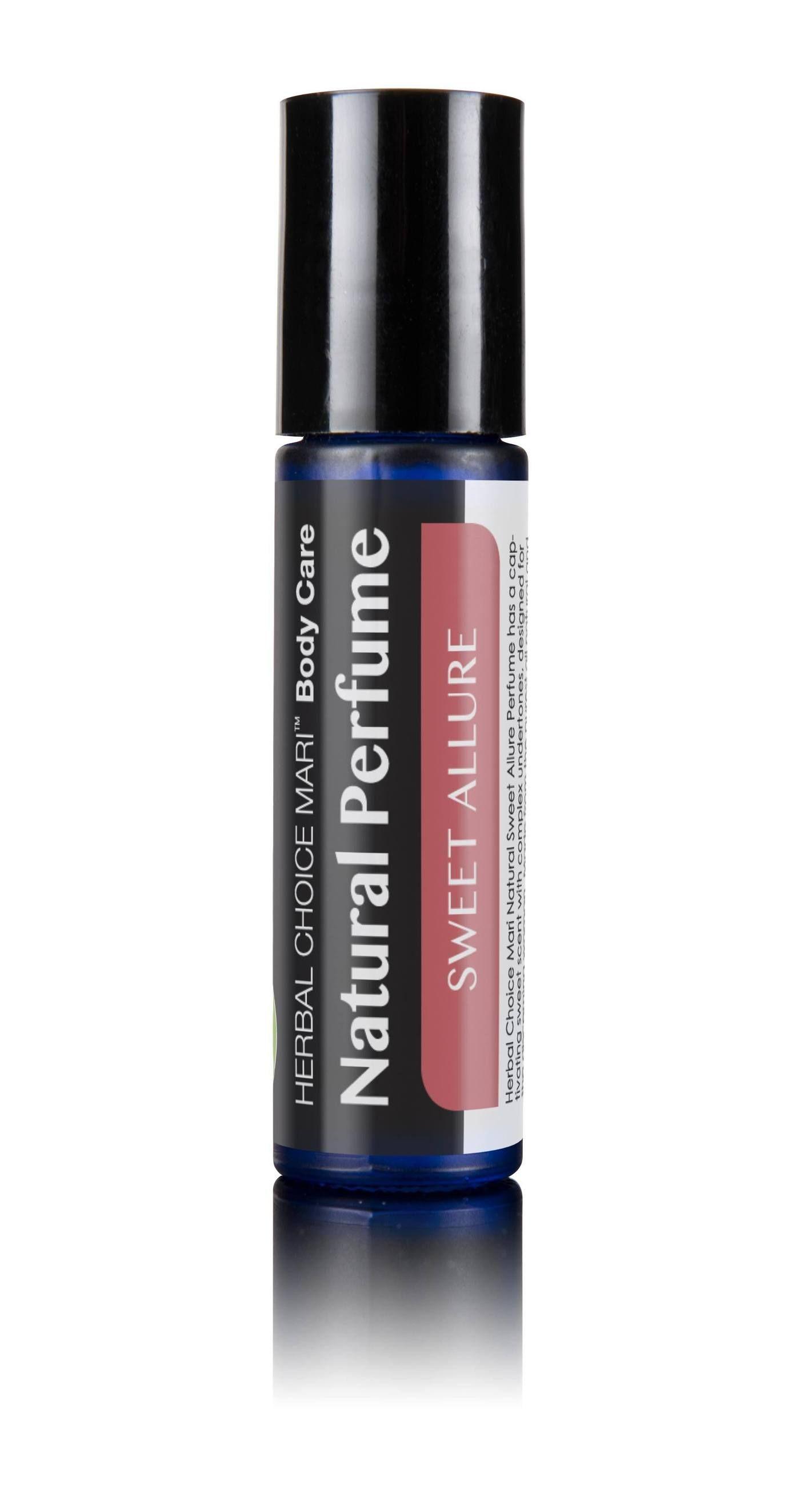 Herbal Choice Mari Natural Perfume, Sweet Allure Natural