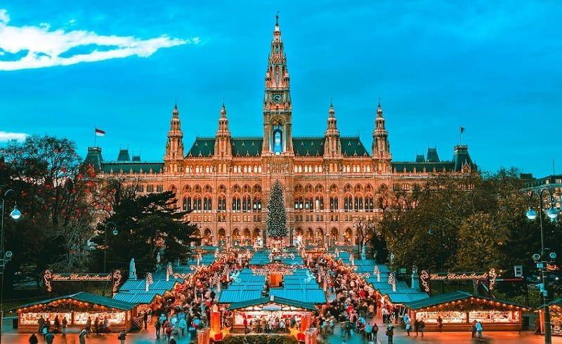 مدينة فيينا عاصمة النمسا Vienna Travel Vienna Austria