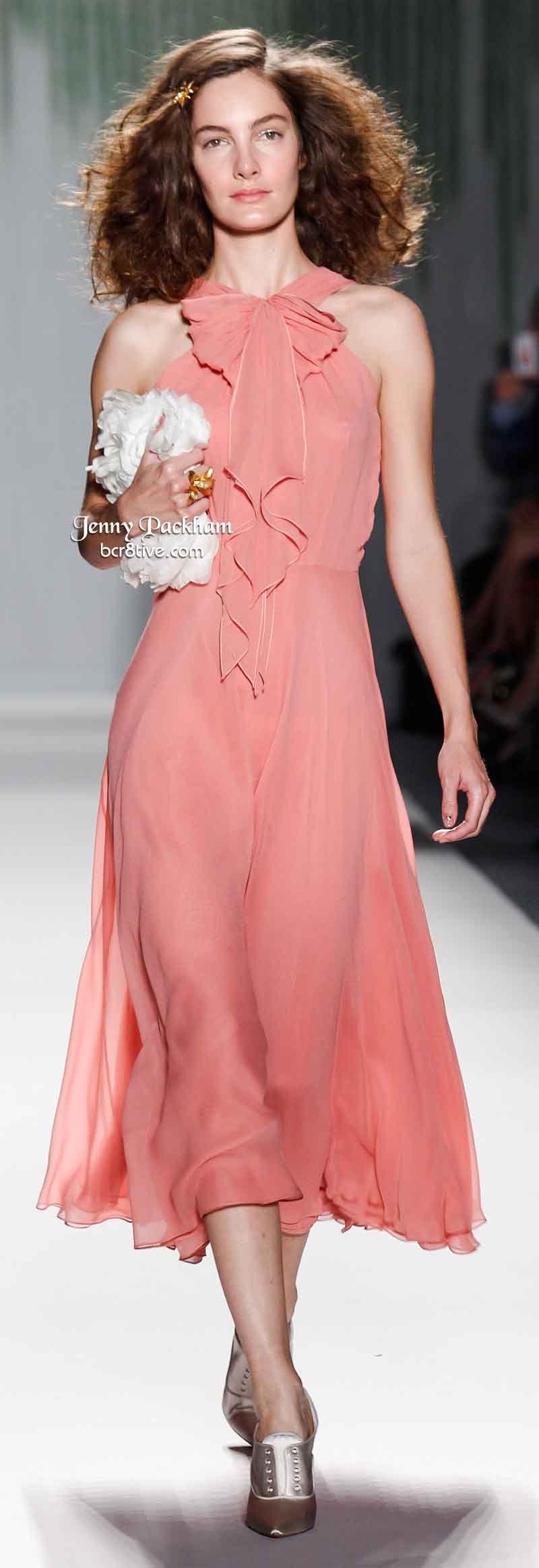 Jenny Packham Spring 2014 | Pinterest | Blanco, Traje femenino y ...
