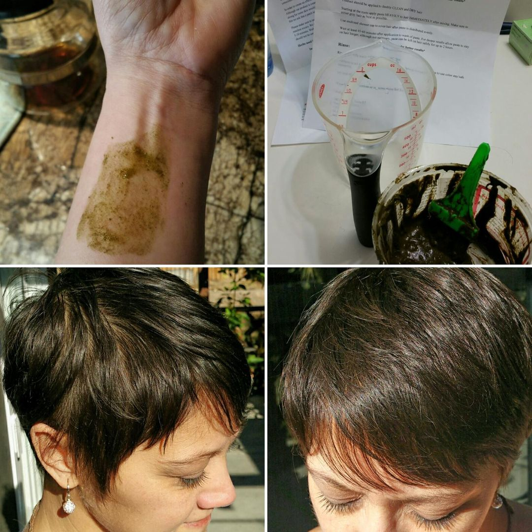 Organic Hair Color Dye For Natural Hair Coloring Health Wellness