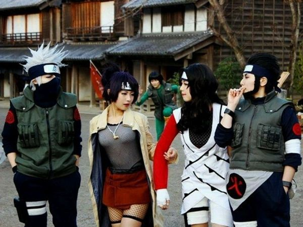 50 Best Naruto Cosplay Ideas Ever