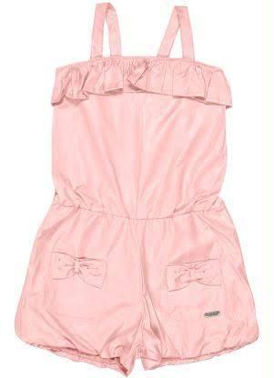 6ce84390a macacão infantil feminino de tecido - Pesquisa Google