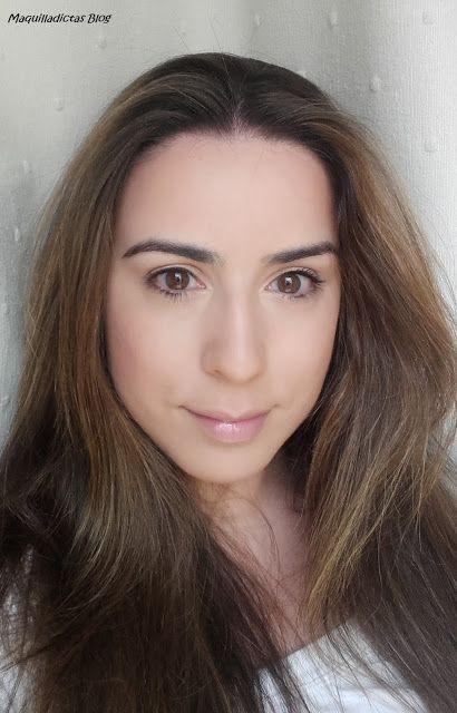 """Maquilladictas: Tutorial maquillaje """"cara lavada"""" express. #tutorial #maquillaje #makeup #nomakeupmakeup"""