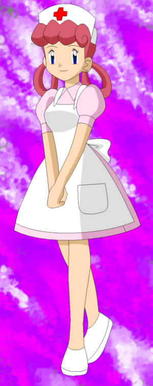 Your Nurse Hero Nurse Joy Pokemon Cosplay Pokemon Costumes Pokemon Characters