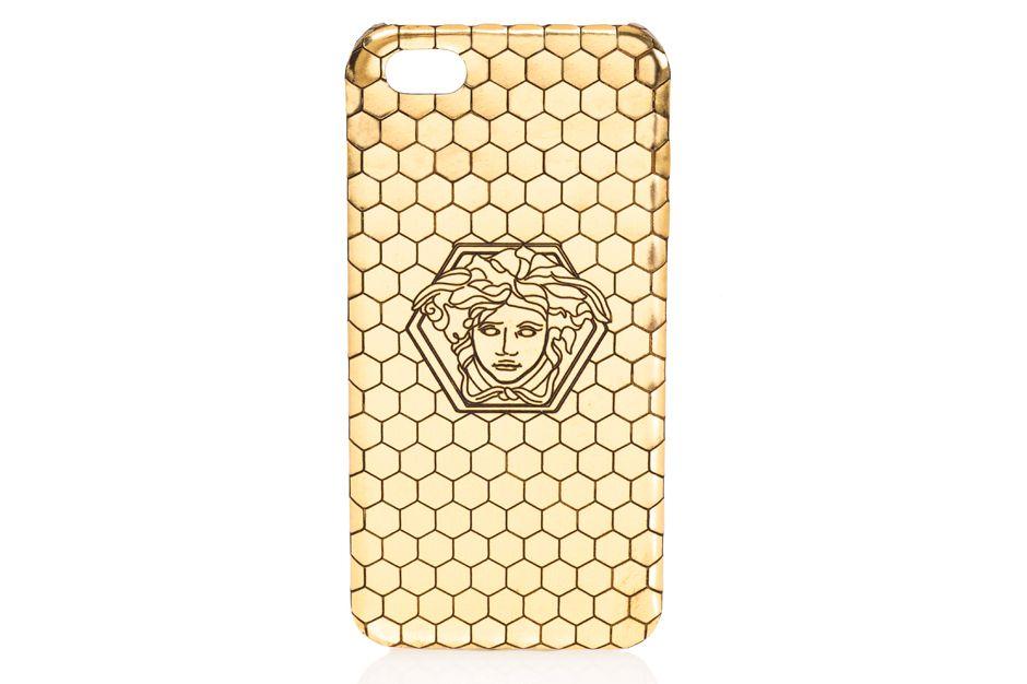 Versace Custodie e Cover iPhone da Uomo Shop Online Italia