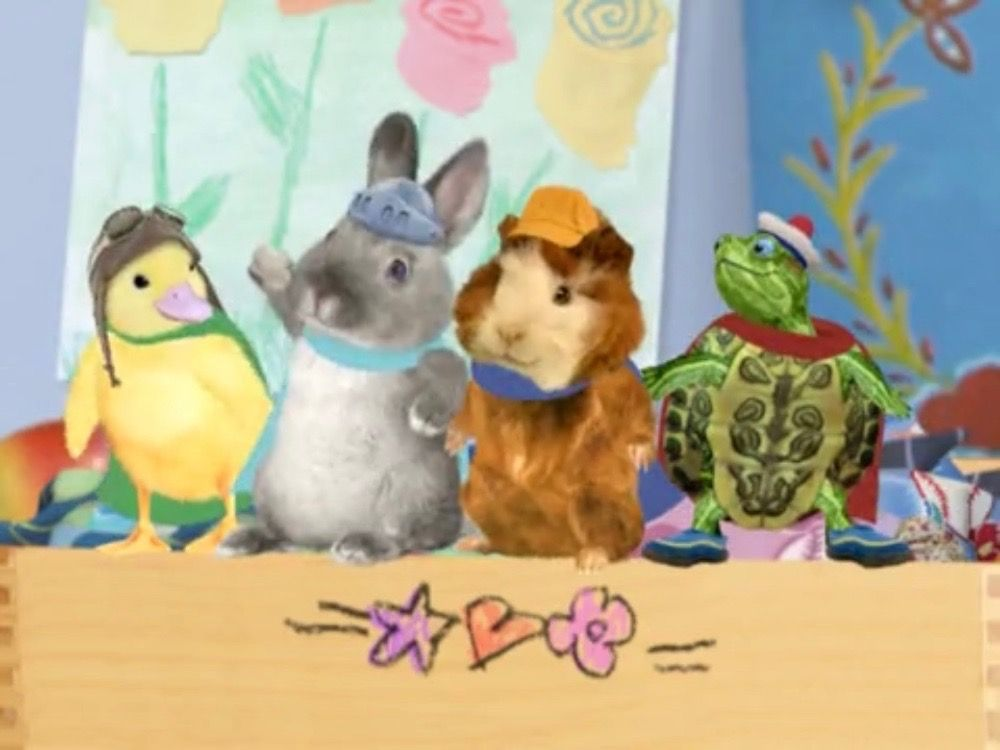 And Ollie The Bunny To The Rescue Wonder Pets Pets Nickelodeon