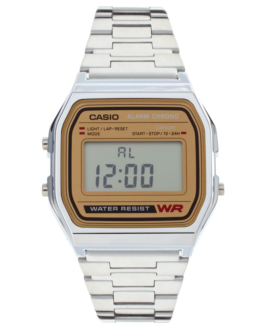 b211ca372c3a legendaryup  Casio Classic Retro Digital Watch A158WEA-9EF