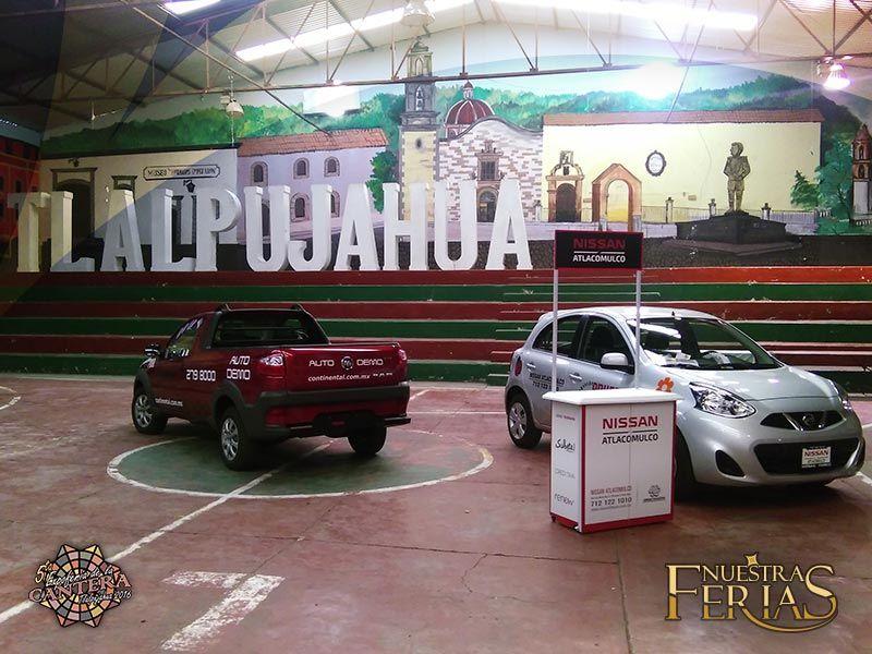 #Nissan y #Continental #Atlacomulco con #NuestrasFerias #ExpoFeriaCantera #Tlalpujahua #PueblosMagicos