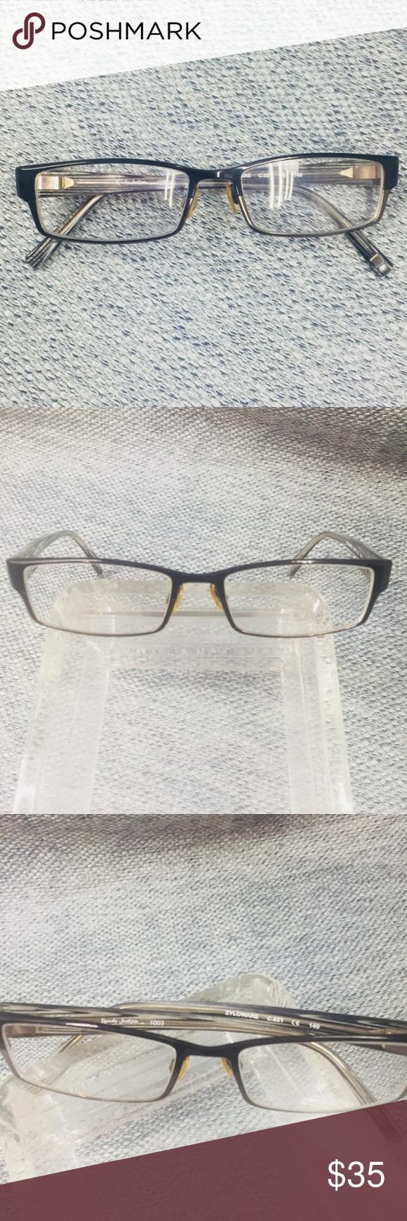 Randy Jackson eye glasses RX-able RJ 1003 Black