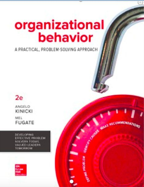 Organizationalbehaviorapracticalproblem solvingapproach2nd organizationalbehaviorapracticalproblem solvingapproach2ndedition pdf fandeluxe Images
