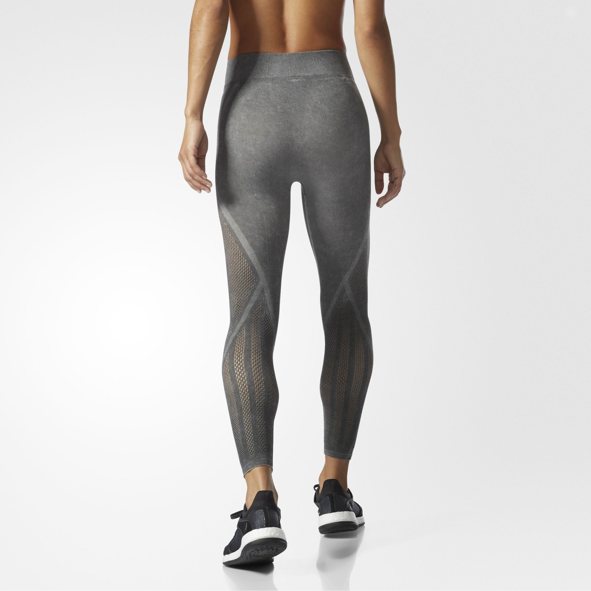 80797b169bebe Wanderflow Warp Knit Tights | My Style | Adidas, Tights, Black adidas