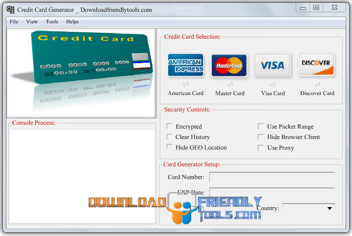 Credit Card Number Generator 2016 No Survey Free Download